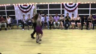 The Rhythm Is Jumpin 2011 - Rising Star Invitational J&J - Jamin & Kristin