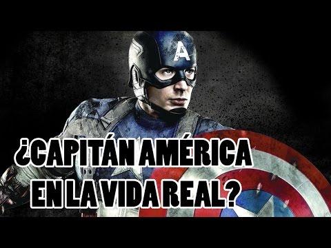 ¿Podría existir Capitán América en la vida real?