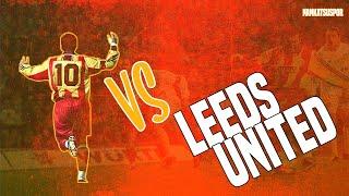 Gheorghe Hagi vs Leeds United