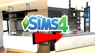Building My NEW [Real Life] Apartment in The Sims 4!