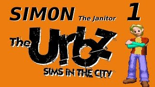 The Urbz: Sims In The City (DS) Part 1 - The Urban Adventure Begins!