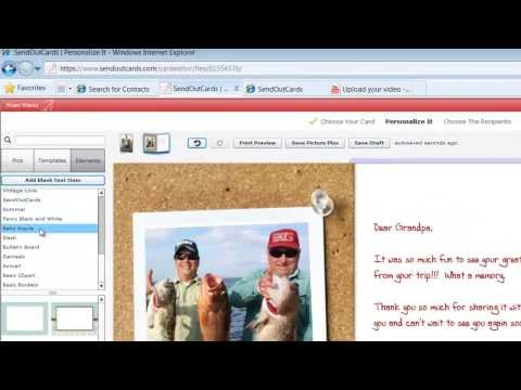 How To Make Personalized Greeting Cards