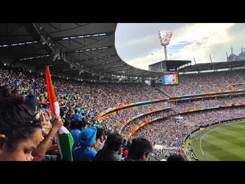 This is what 80000 Indians sound like!!!