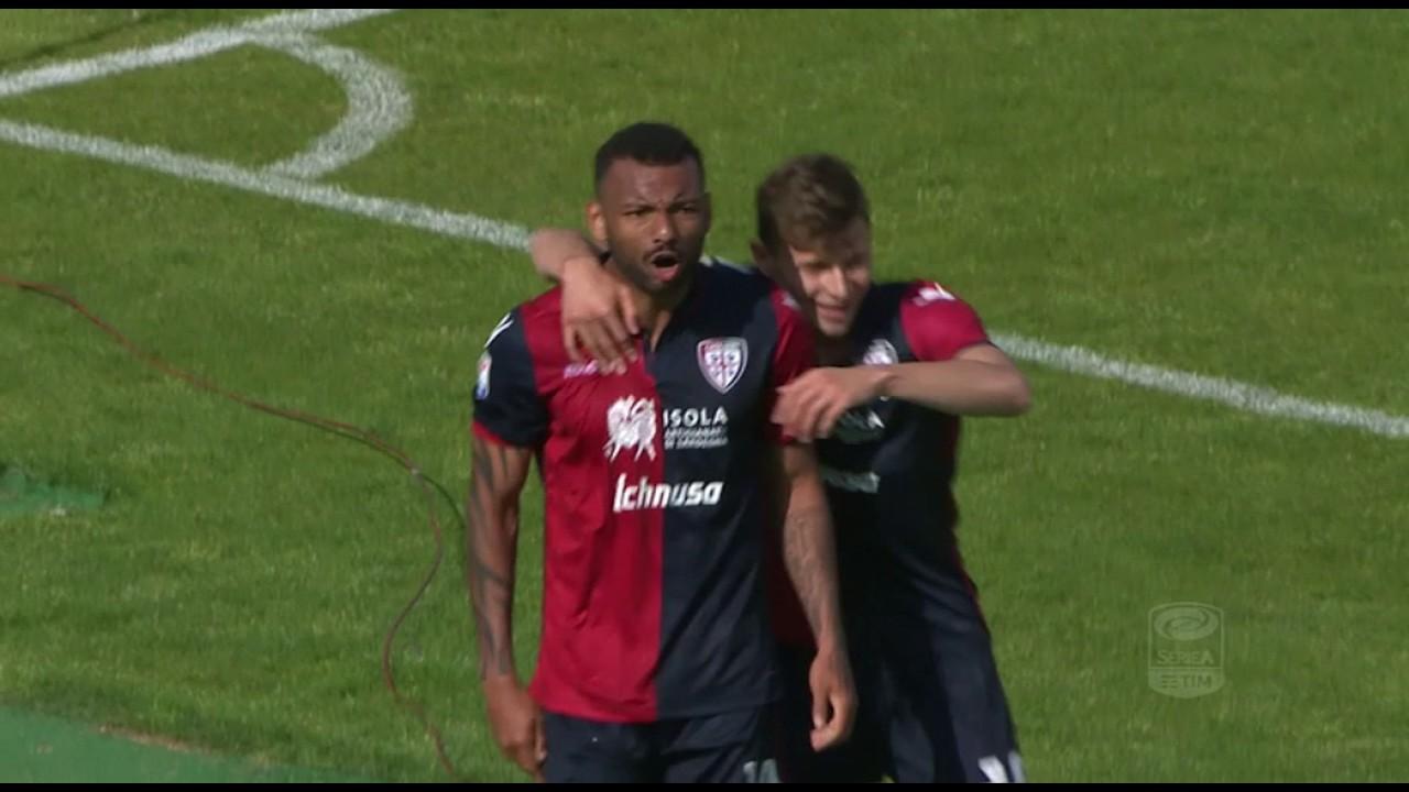 Il Gol Di Joao Pedro 90 Cagliari Chievo 4 0