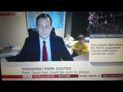 BBC World News expert's kids interrupt very serious live stream by acting up in the background