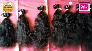 reviews on 24 inches clip in indian remy human hair extensions at www hairexim com