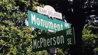 Death of General McPherson, Stop 7, The Battle of Atlanta: History and Remembrance