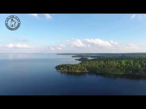 JiiKoo-Media - The Beautiful finnish nature aerial video 2016