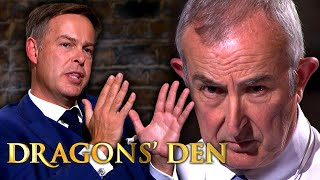 Peter Doesn't Want To Miss Out On The Potential Millions | Dragons' Den
