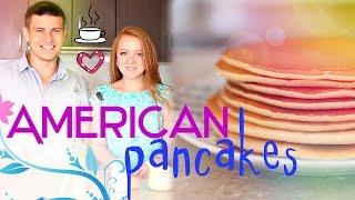 ГОТОВИМ АМЕРИКАНСКИЕ ПАНКЕЙКИ, БЛИНЫ | American Breakfast Pancakes | SWEET HOME