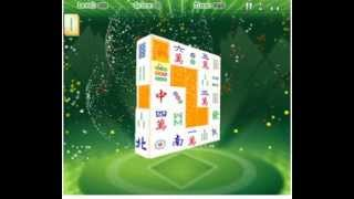 Game Mahjong 3D construction