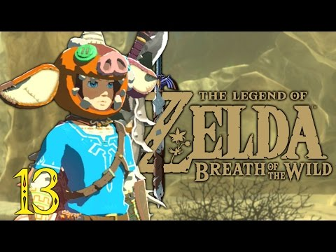 ZELDA BREATH OF THE WILD SWITCH #13 FR | LINK SE DÉGUISE