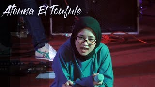 Atuna Tufuli by Nissa Sabyan Gambus (Lirik Lagu Bahasa Indonesia) - Terbaru Live Kebumen