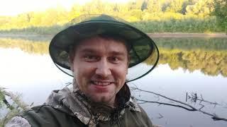 Окунь на спининг и вертушку Бешенный клёв окуня Река Молома Кировская область