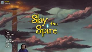 Slay the Spire The Quest for Act 4 - Ep 12 - GOOGLY NIPPLES