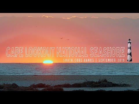 Cape Lookout National Seashore | Beach Camping
