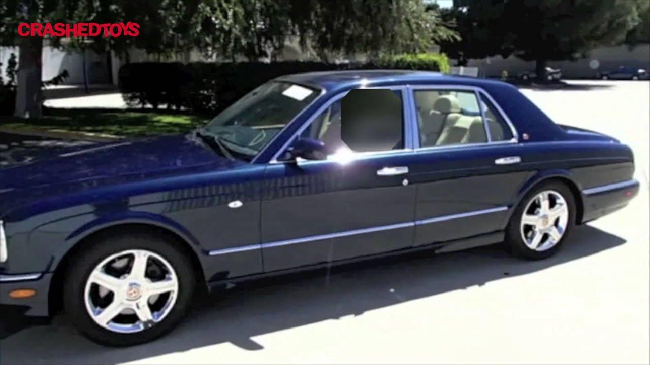 2000 Bentley Arnage, Lot 20447224 - YouTube