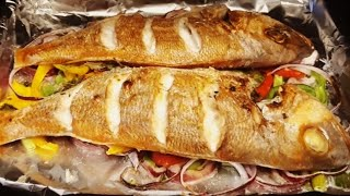 HOW TO MAKE THE BEST GRILLED SNAPPER FISHRECIPE BY NANAABA&#39S KITCHEN