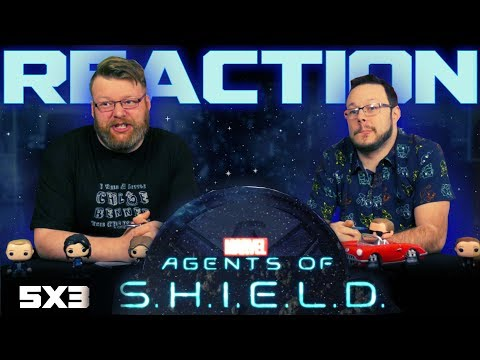 """Agents of Shield 5x3 REACTION!! """"A Life Spent"""""""