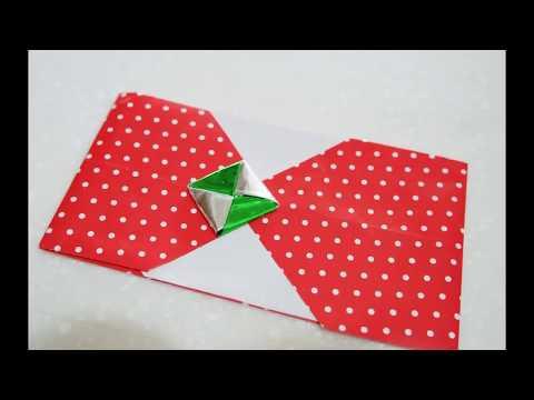 돈봉투접기/ 설날돈봉투만들기 :: 소녀감성 엄마표미술