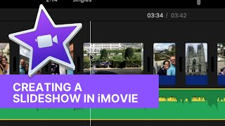Create a slideshow in iMovie. Quick and Easy screenshot 5
