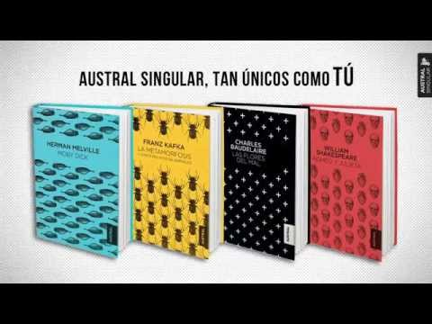 austral-singular---tan-Únicos-como-tÚ-(booktrailer)