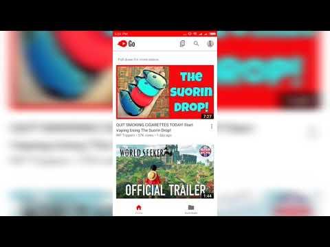 Download aplikasi YouTube Go disini! | Boleh