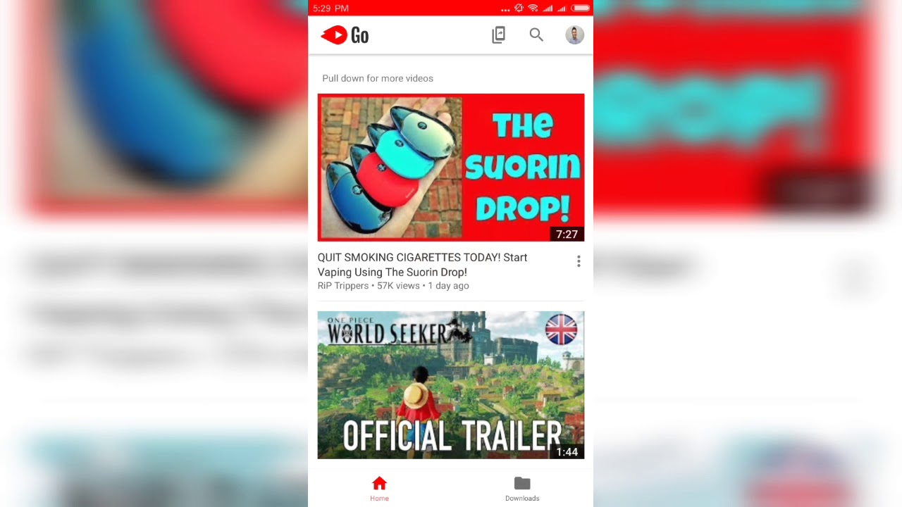 youtube go download apkpure