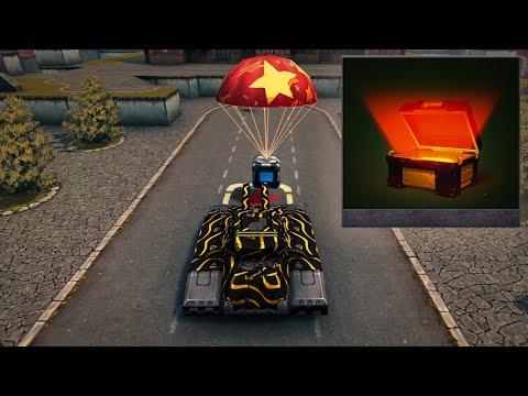 Tanki Online Juggernaut Gold Box Video #15