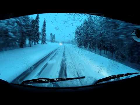 Even more snow = More Danger - Day 86 - Tanker Trucking