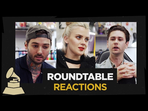 Rock - Roundtable Reactions: Best Rock Song | 59th GRAMMYs