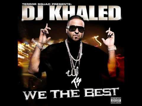 DJ Khaled feat Kanye West, TPain  Go Hard Clean Version