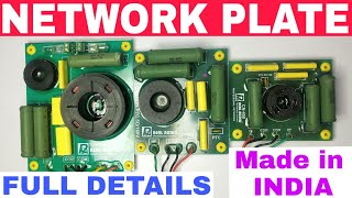 Download BEST NETWORK PLATE FOR YOUR HF DRIVER MADE IN INDIA REAL AUDIO Mp3 and Videos