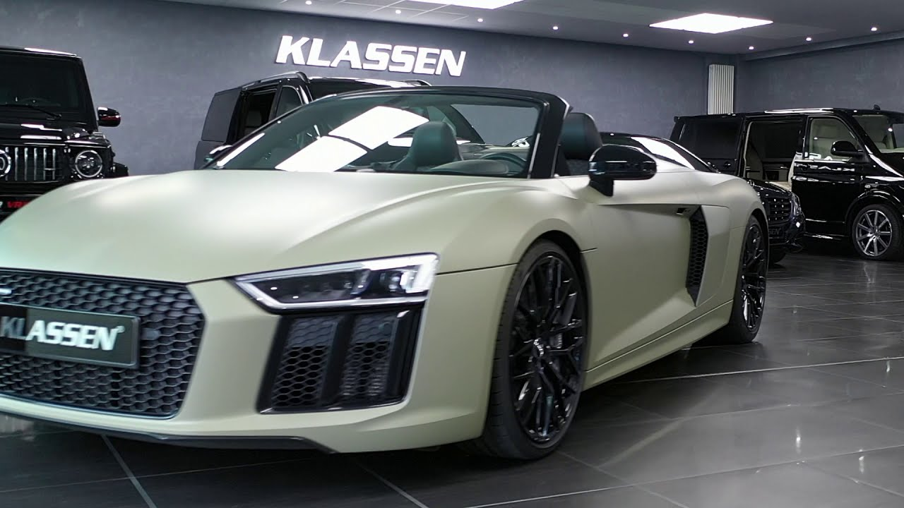 Klassen News・2021 Audi R8 V10 Performance ・ Top Most Luxurious Cars in the World ・Luxury VIP Cars ・