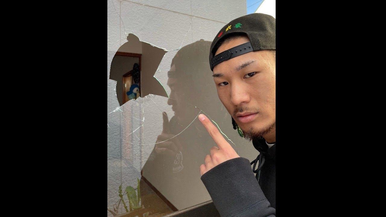 MYの家のガラスに石投げたクソガキ出てこい【不法侵入】