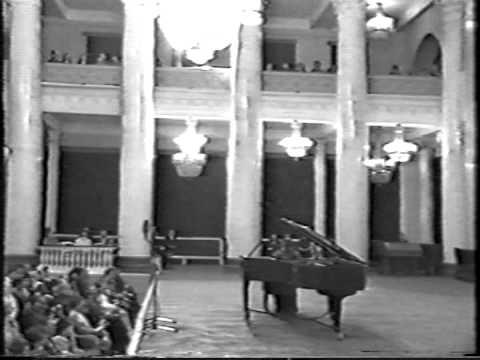 Oxana Yablonskaya Beethoven sonate N 17, op.31 N2 ; 1 part
