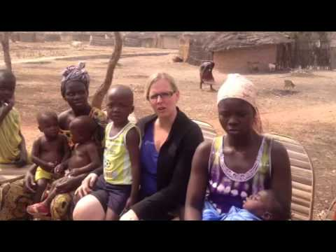 WWHI involvement in women's healthcare in Senegal