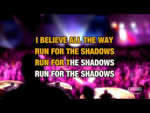 Golden Years in the style of David Bowie | Karaoke with Lyrics