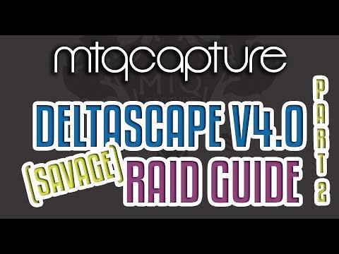 Deltascape V4 0 (Savage) - Final Fantasy XIV A Realm Reborn