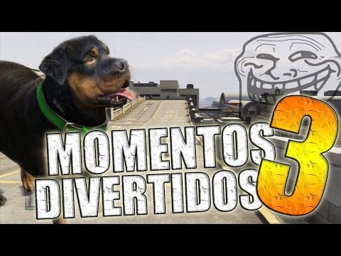 GTA V | Momentos Divertidos #3 (Funny Moments) (GTA 5) Videos De Viajes
