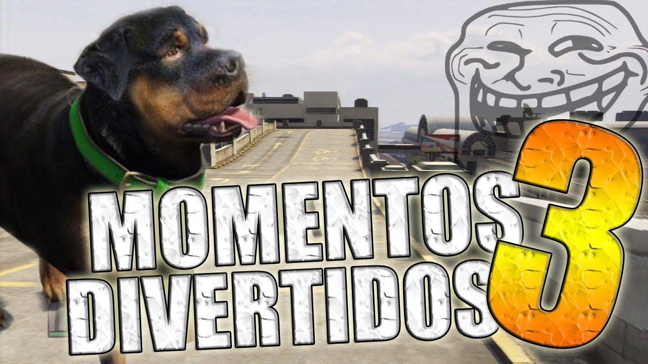 GTA V | Momentos Divertidos #3 (Funny Moments) (GTA 5