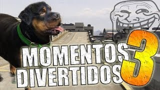 GTA V | Momentos Divertidos #3 (Funny Moments) (GTA 5)