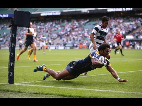 World Club 7s - Best Tries from Day 2