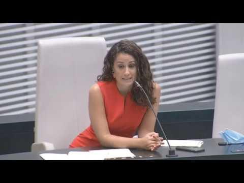"""Enma López: """"Los ERTEs han dado pulmón a la hostelería, las terrazas tendrían que dado el oxígeno"""""""
