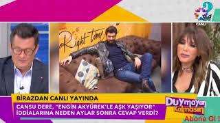 Seren Serengil   Bence Türkiye'nin 1 numaralı oyuncusu     Duyamayan Kalmasın 19 Mart 2018