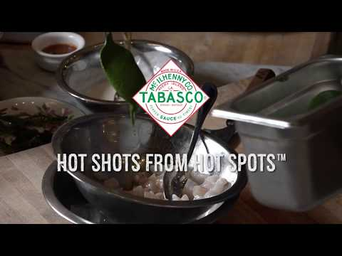 Hot Shots from Hot Spots™ feat. Chef Anthony Walsh