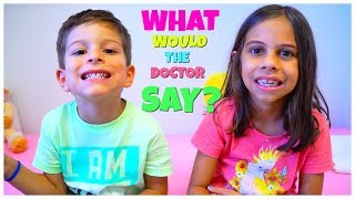 What Would the Doctor Say Official Video - KLS Nursery Rhymes & Kid Songs