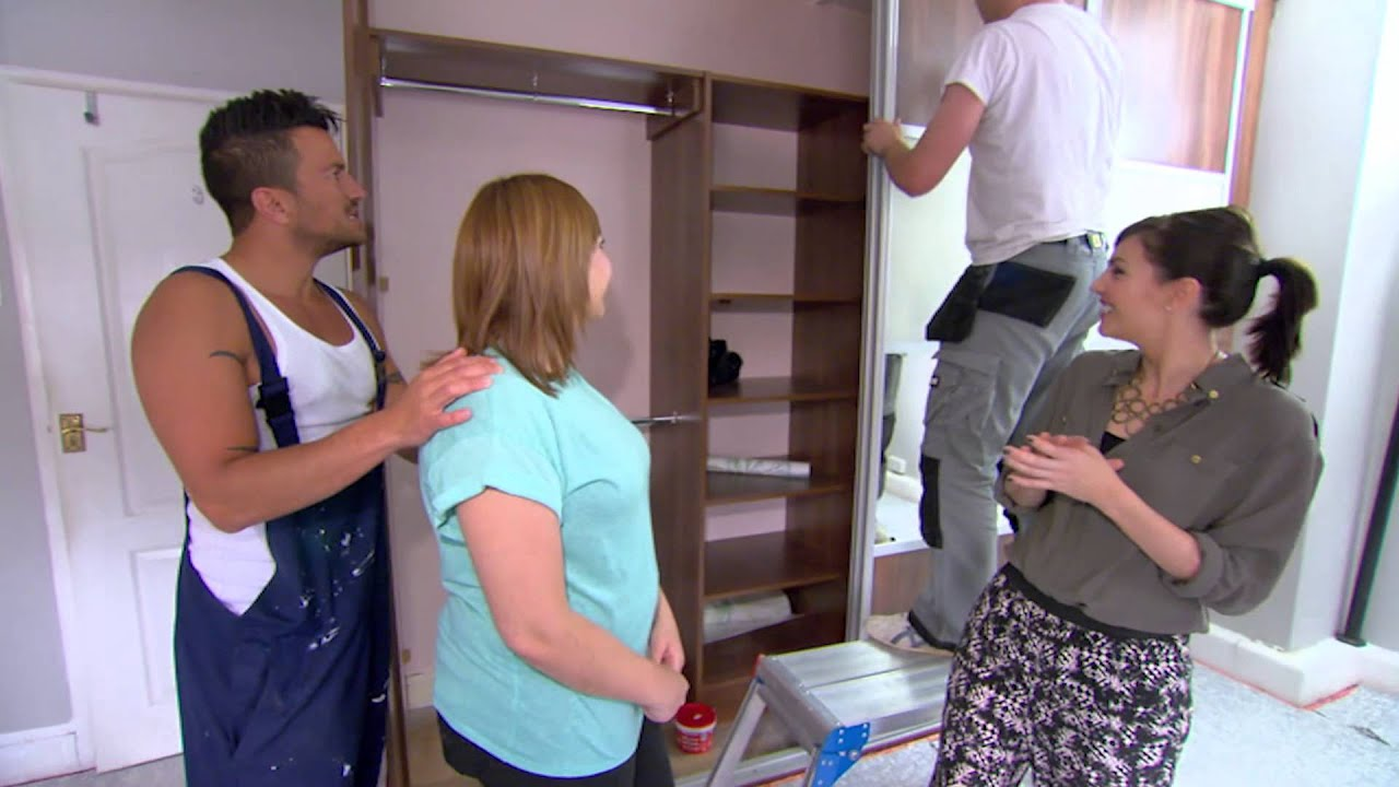 Rebecca likes leah 39 s design for trevor 39 s bedroom peter for 60 minute makeover bedroom designs
