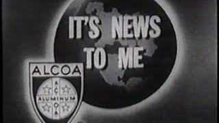 It's News to Me (1952)