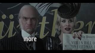 Лемони Сникет  33 несчастья 2 сезон — Русский тизер трейлер #2 Озвучка, 2018